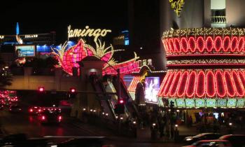 Ein Bild von Las Vegas